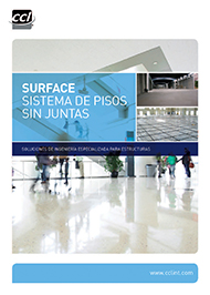 CCL _Spanish Surface jointless flooring_Sistema de pisos sin juntas_brochure